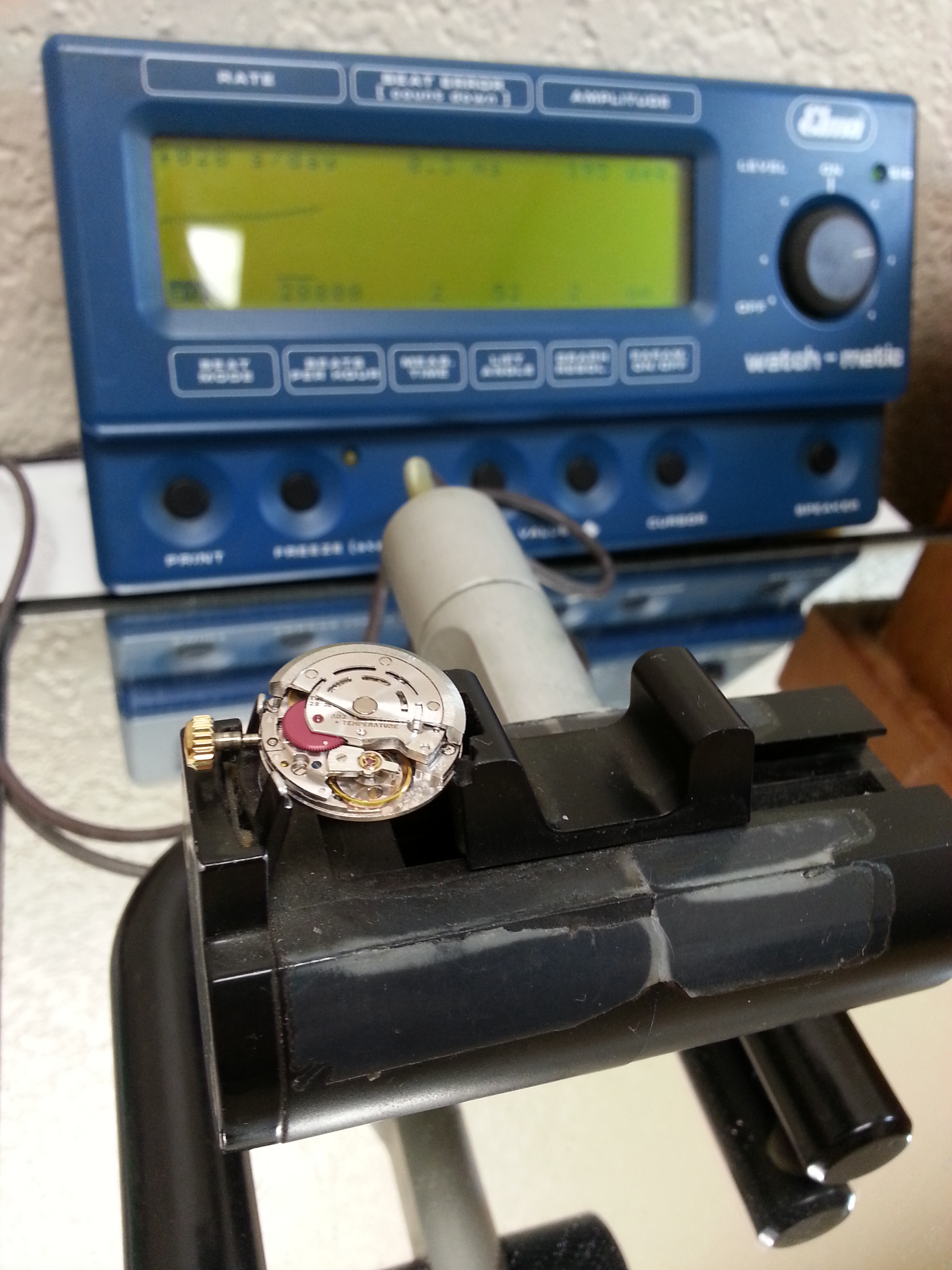 Watch Repair-timer