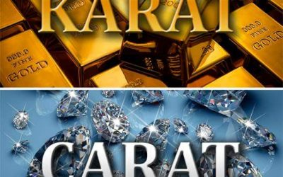 Karat vs Carat in Fine Jewelry