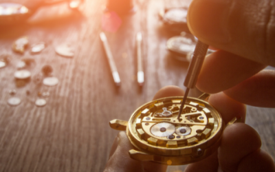 The Importance of Having Your Watch Repaired in Redwood City, CA